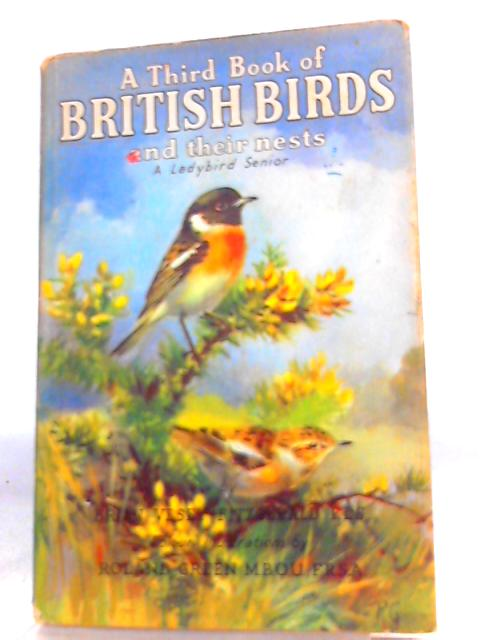 A Third Book of British Birds and Their Nests by Brian Vesey-Fitzgerald