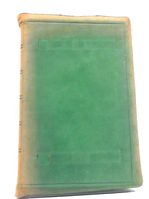The Oxford Book of English Verse 1250-1900 by Sir Arthur Quiller-Couch