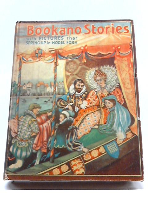 Bookano Stories, with Pictures that Spring Up in Model Form, No 4 by S. Louis Giraud