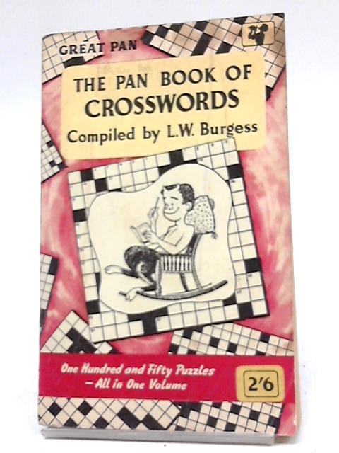 The Fifth Pan Book Of Crosswords by L.W. Burgess