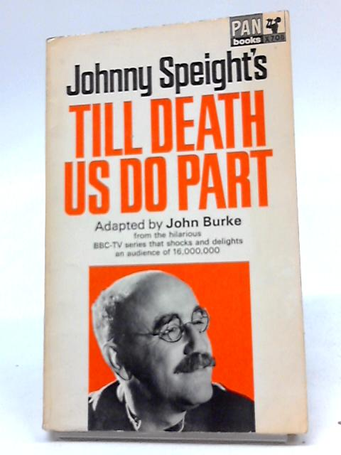 Till Death Us Do Part By John Burke