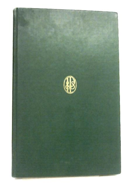 Foundations of Electrical Engineering Volume I By H. Cotton & E. W. Golding
