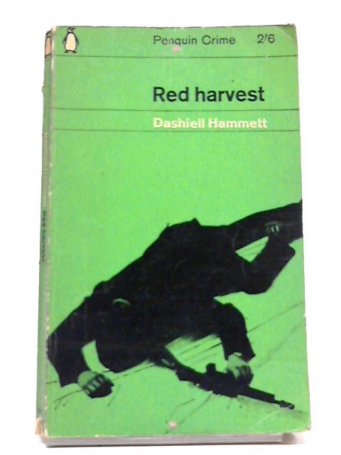 Red Harvest, Penguin No 1888 by Dashiell Hammett