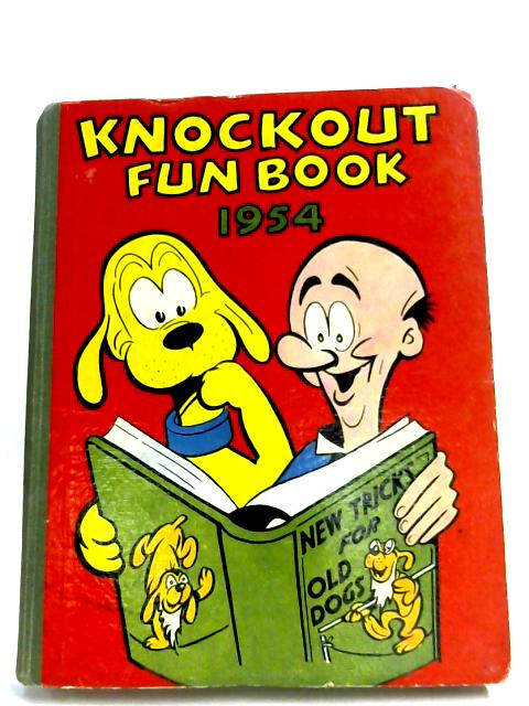 Knockout Fun Book 1954 By Anon