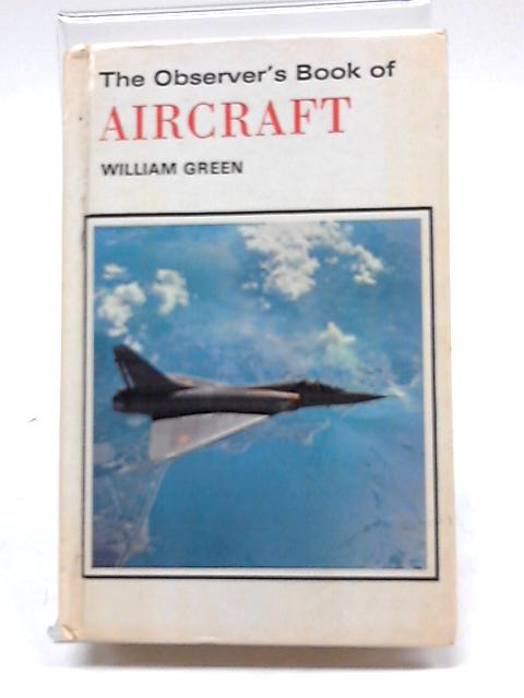Observer's Book of Aircraft 1979 (Observer's Pocket) by William Green