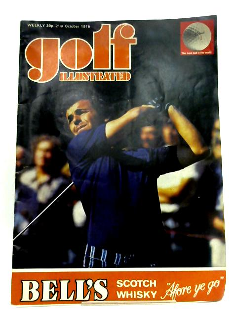 Golf Illustrated: 21st October 1976 By Various
