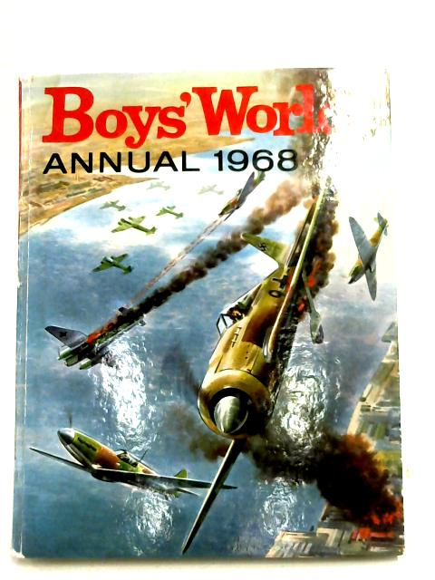 Boys' World annual 1968 by Various