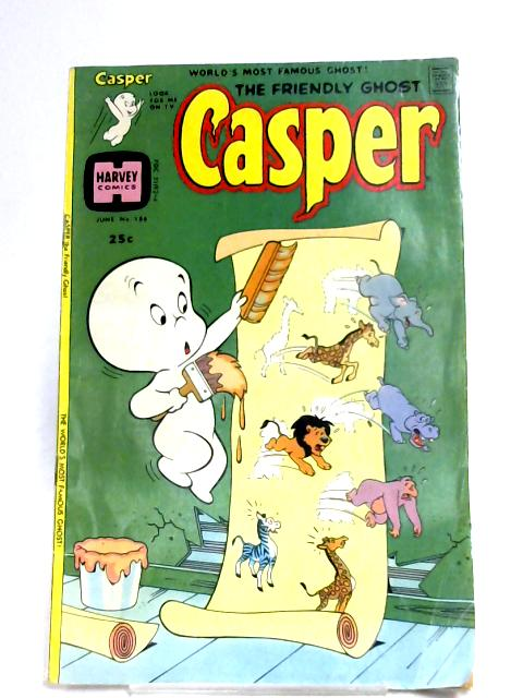 Casper, The Friendly Ghost: June 1976 No. 186 by Various