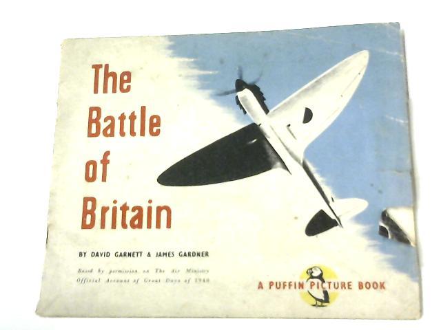The Battle of Britain by David Garnett