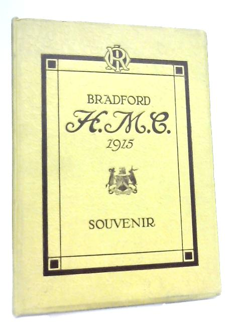 Forty-Seventh High Moveable Conference Bradford August 1915, Souvenir by Anon