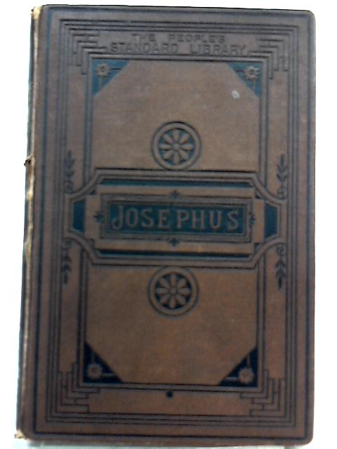 The Antiquities of the Jews by Flavius Josephus