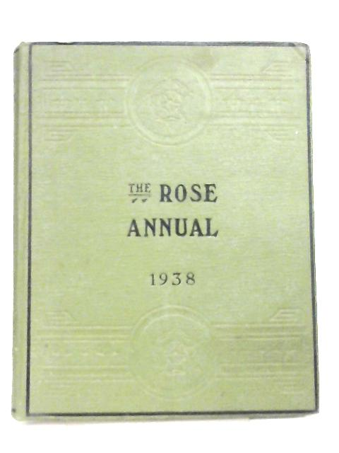 The Rose Annual for 1938, of the National Rose Society by Courtney Page