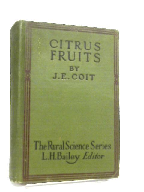Citrus Fruits by J. Eliot Coit