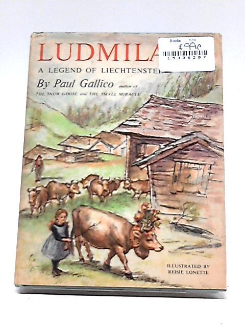 Ludmila by Paul Gallico