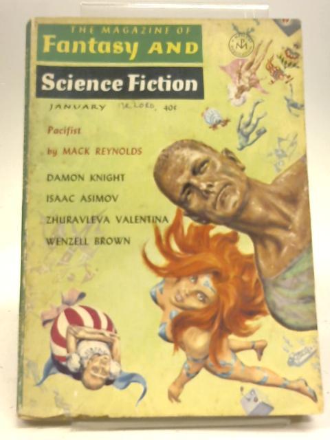 The Magazine of Fantasy and Science Fiction. Volume 27 No 6 By F Edward Lerman