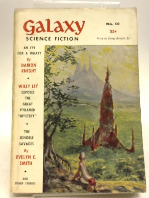 Galaxy Science Fiction No.50 By Robert Guinn