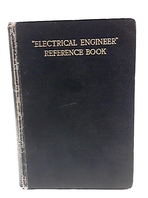 Electrical Engineer Reference Book By Various