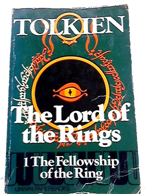 Lord of the Rings: The Fellowship of the Ring By J. R. R. Tolkien
