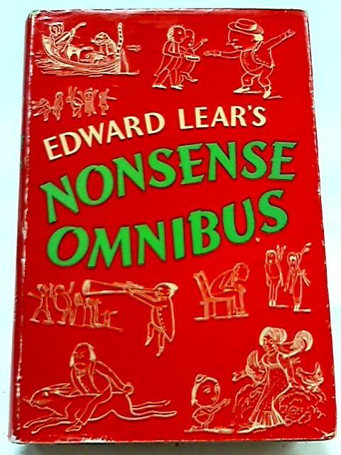 Edward Lear's Nonsense Omnibus By Sir E.Strachey