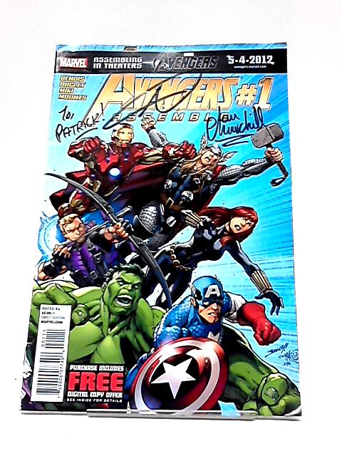 Avengers Assemble No 1 May 2012 by Bendis