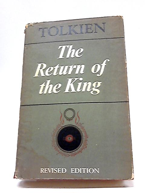 Lord of the Rings Part 3: The Return of the King By J. R. R. Tolkien