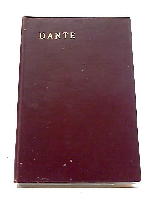 Tutte Le Opere Di Dante Alighieri by Dr. E. Moore
