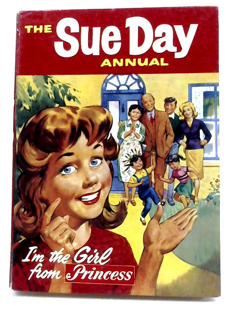 The Sue Day Annual 1962 By Anon