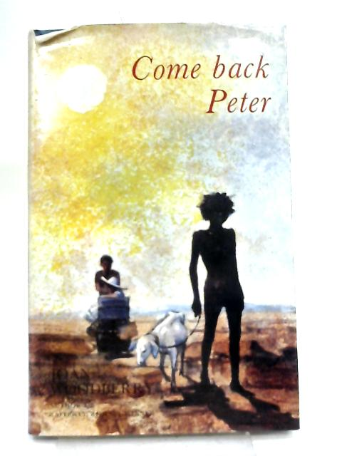 Come Back Peter By Joan Woodberry