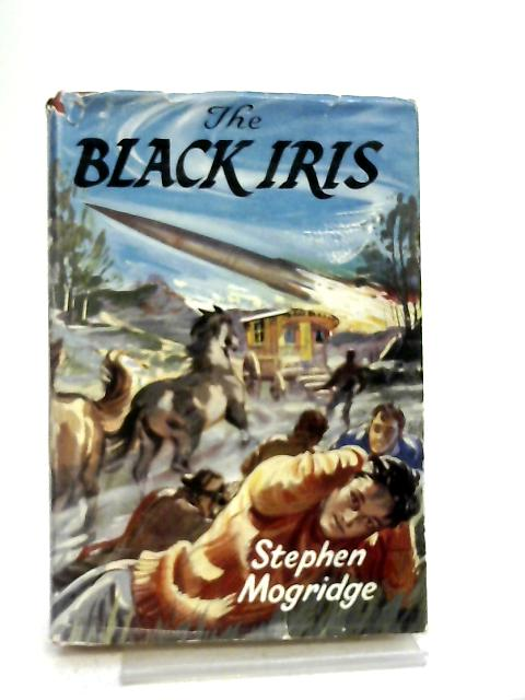 The Black Iris By Stephen Mogridge