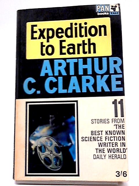 Expedition to earth By Clarke, Arthur C