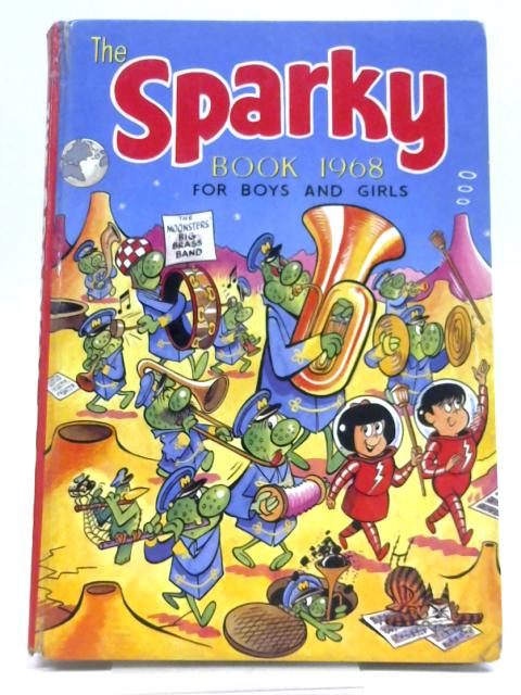 The Sparky Book 1968 by Various