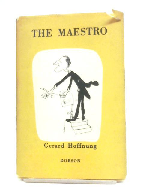 The Maestro by Gerard Hoffnung