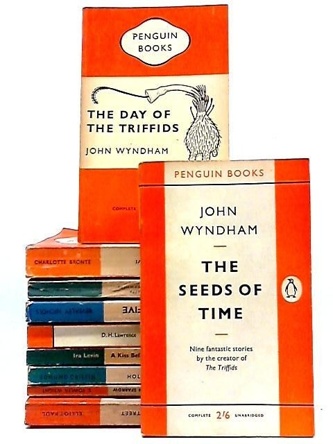 Gift Set of 10 Penguin Paperbacks by Various