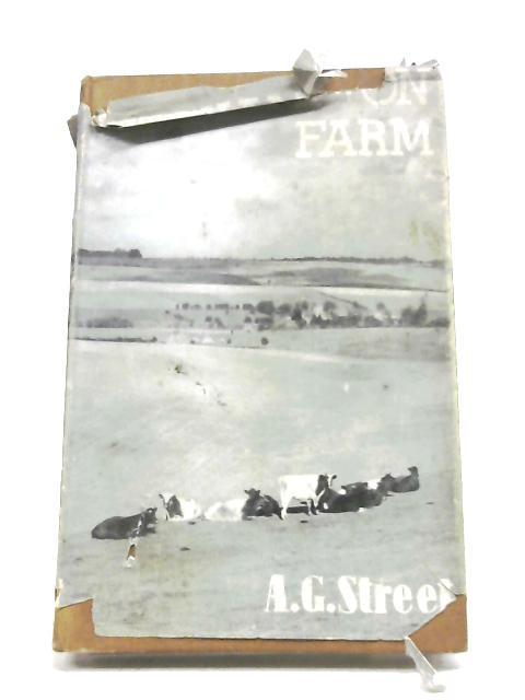 Ditchampton Farm By A. G. Street