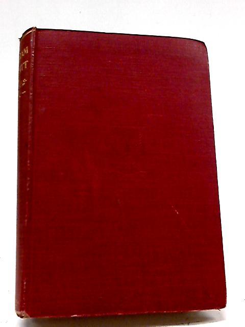 William Hazlitt, Essayist and Critic Selections By Alexander Ireland