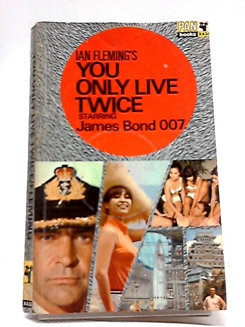 Ian Fleming's You Only Live Twice by Ian Fleming