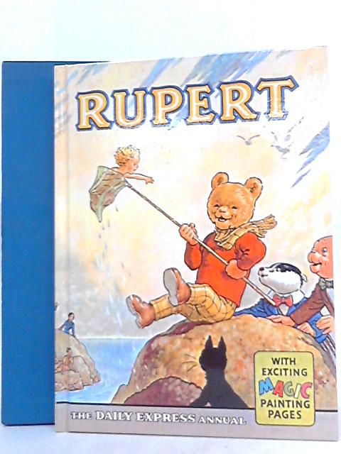 Rupert Annual 1963 (Limited Edition Reproduction) by Mary Tourtel