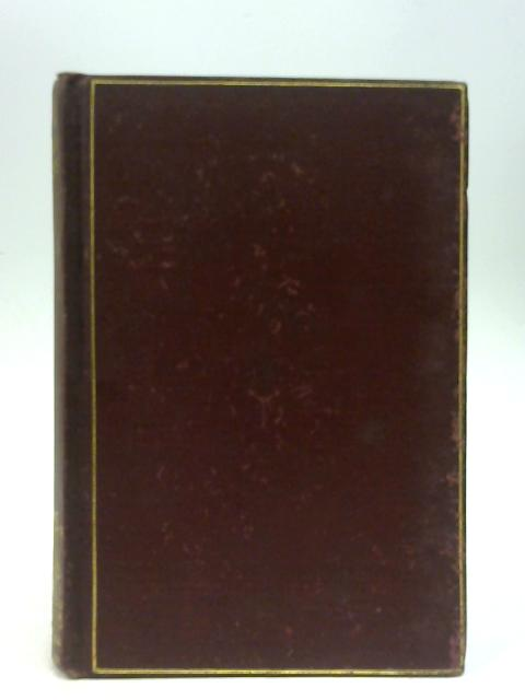 The Greville Memoirs. VOL. II By The Late Charles C F Greville