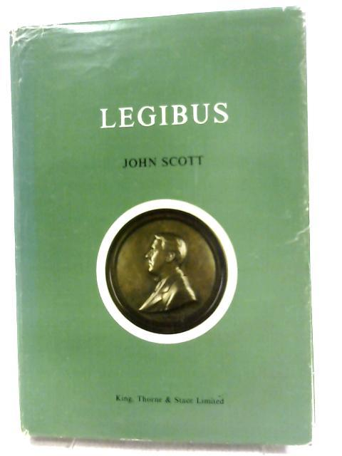 Legibus: A History of Clifford Turner 1900 - 1980 By John Scott
