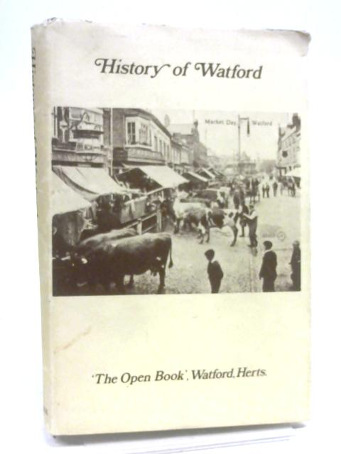 History of Watford and Trade Directory by Henry Williams