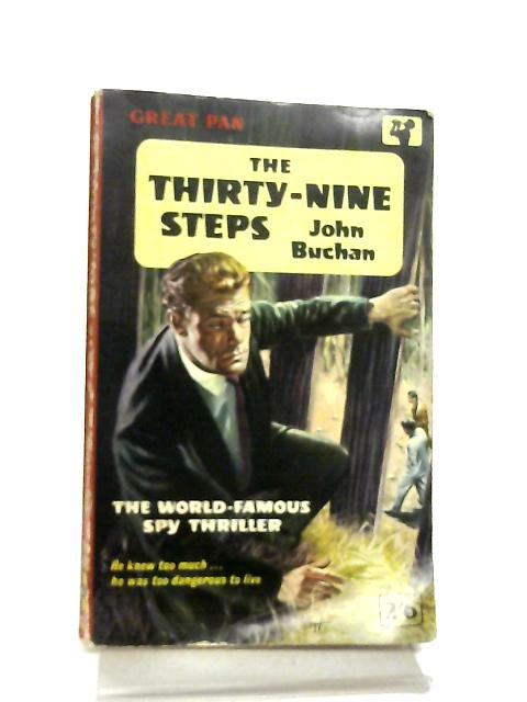 The Thirty-Nine Steps by John Buchan