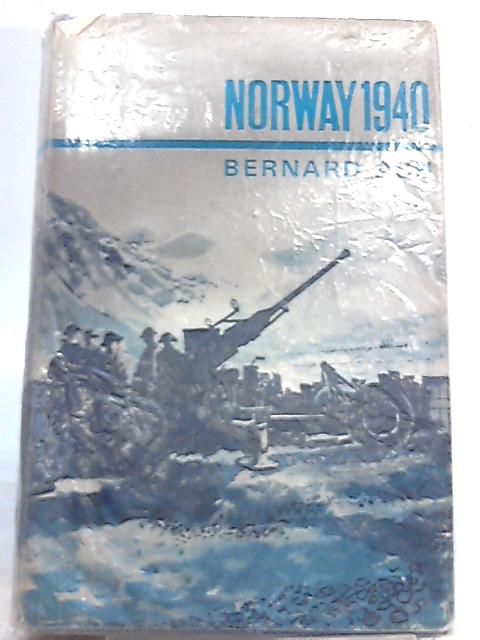 Norway 1940 By Bernard Ash