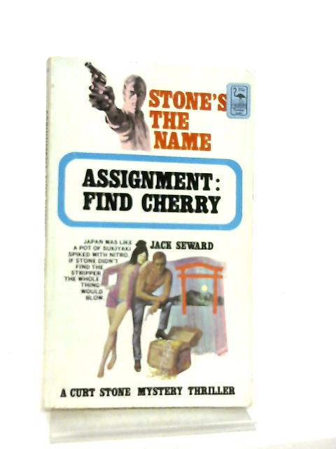 Assignment Find Cherry by Jack Seward