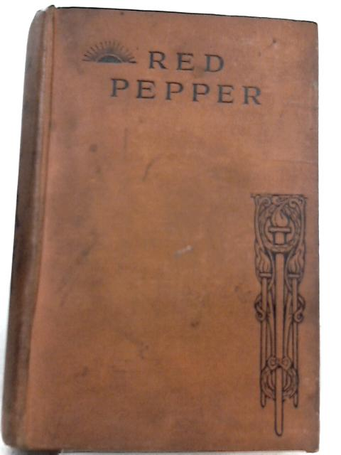 Red Pepper or The Zanana Mystery by Eleanor Pegg