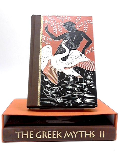 The Greek Myths, 2 Volumes by Robert Graves