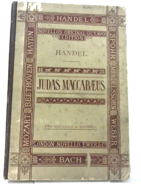 Judas Maccabaeus by Handel