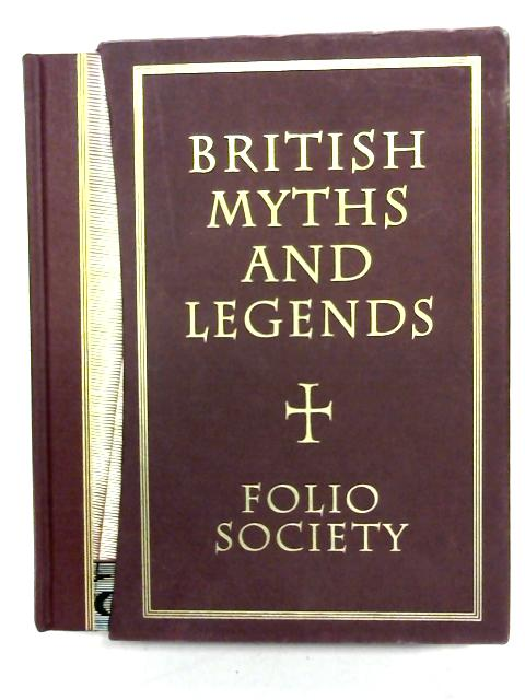 British Myths and Legends 3 volumes by Richard Barber