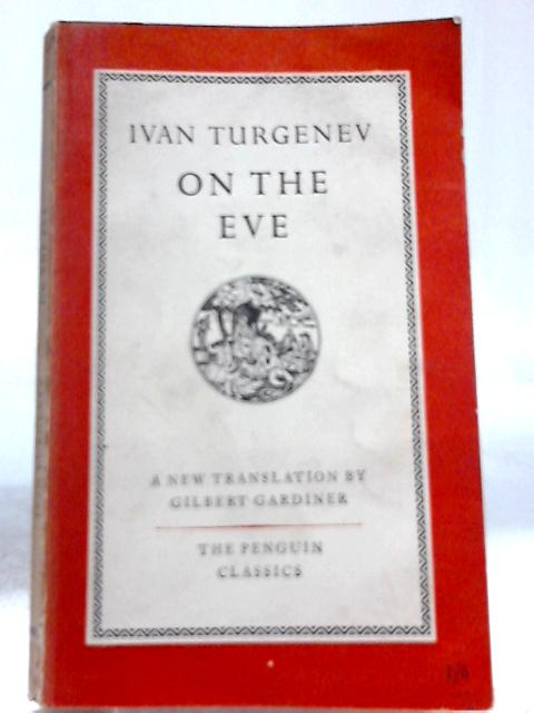 On the Eve by Ivan Turgenev