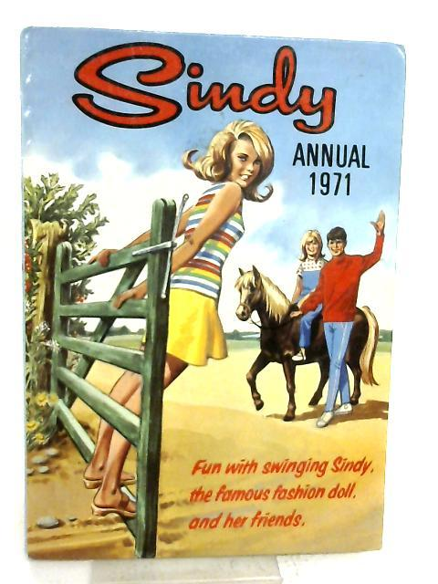 Sindy Annual 1971 by Various