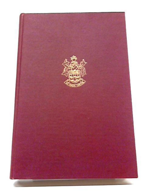 The Watsonian 1904-1954: A Jubilee Volume By Hector L Waugh